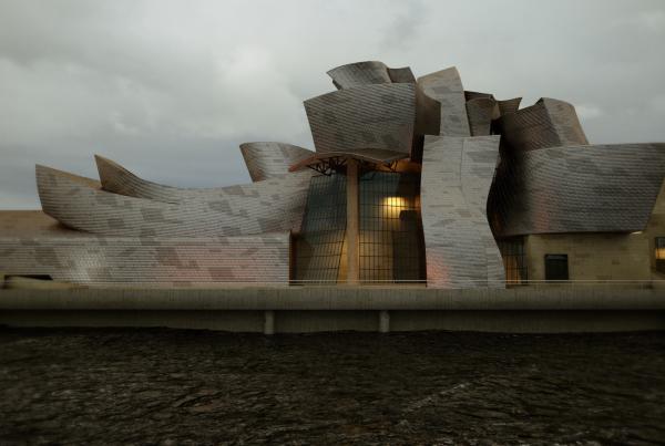 Guggenheim beauty